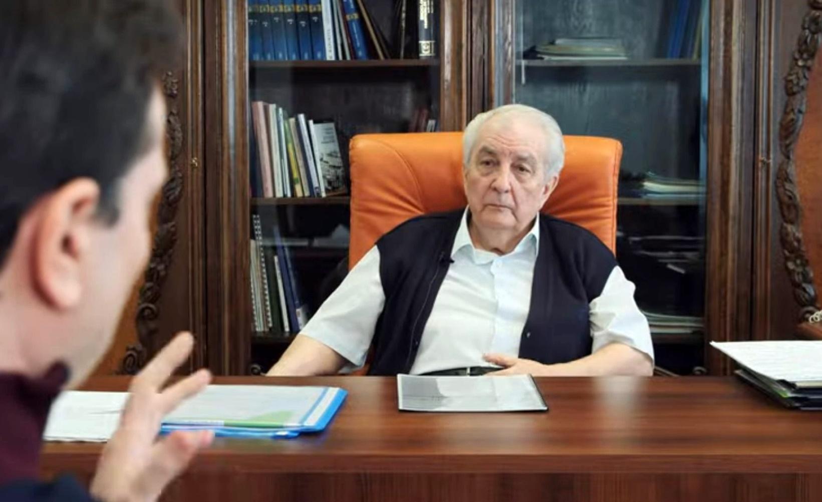 """Nicolae Noica: """"Proiectele de infrastructură ce se întind pe zeci de ani – o obligație morală a politicienilor"""""""