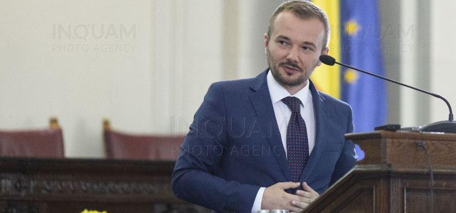 VIDEO | Deputatul Daniel Gheorghe: Trăiască 10 mai, ziua românității balcanice, ziua regalității și ziua independenței naționale a României!