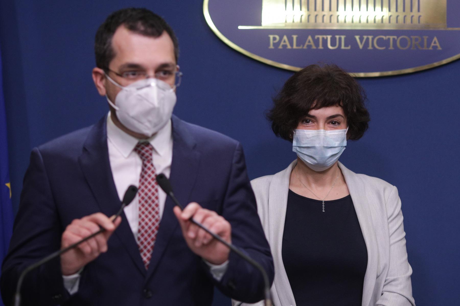 Fostul secretar de stat MS, Andreea Moldovan, s-a angajat la Organizația Mondială a Sănătății (OMS)