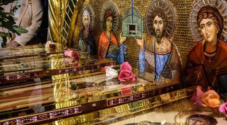 Mesajele Patriarhului Daniel și al ÎPS Teodosie la 50 de ani de la descoperirea moaștelor Sfinților de la Niculițel