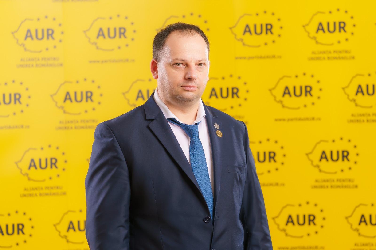 Andrei Busuioc (AUR): Suspectăm o înțelegere între partidele din Republica Moldova împotriva AUR