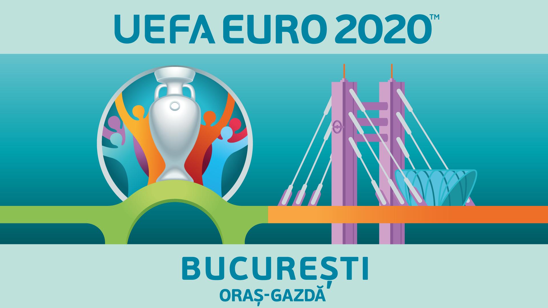PROGRAMUL COMPLET al meciurilor de la UEFA EURO 2020