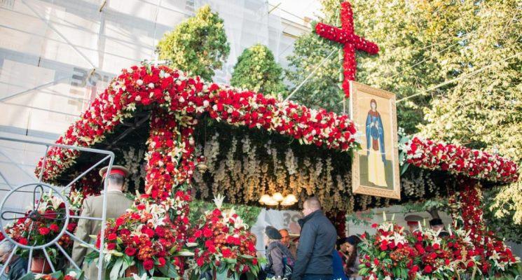 Calendarul zilei 13 iunie: 380 de ani de la aducerea la Iași a moaștelor Sf. Parascheva