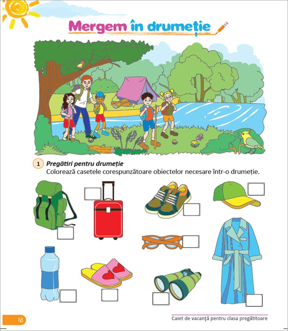 Otilia Brebenel (Autor): Planificarea eficientă reprezintă o soluție sigură pentru o vacanță reușită.