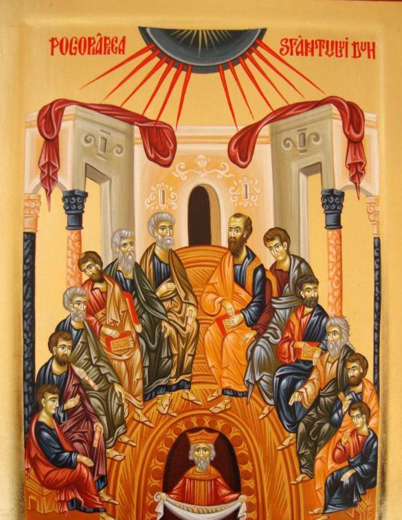 Calendarul zilei: Cinzecimea sau Rusaliile