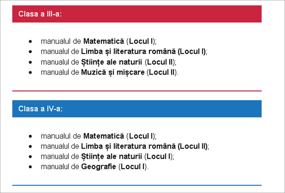 NOU! Editura INTUITEXT este câștigătoare cu manualele pentru clasele a III-a și a IV-a!