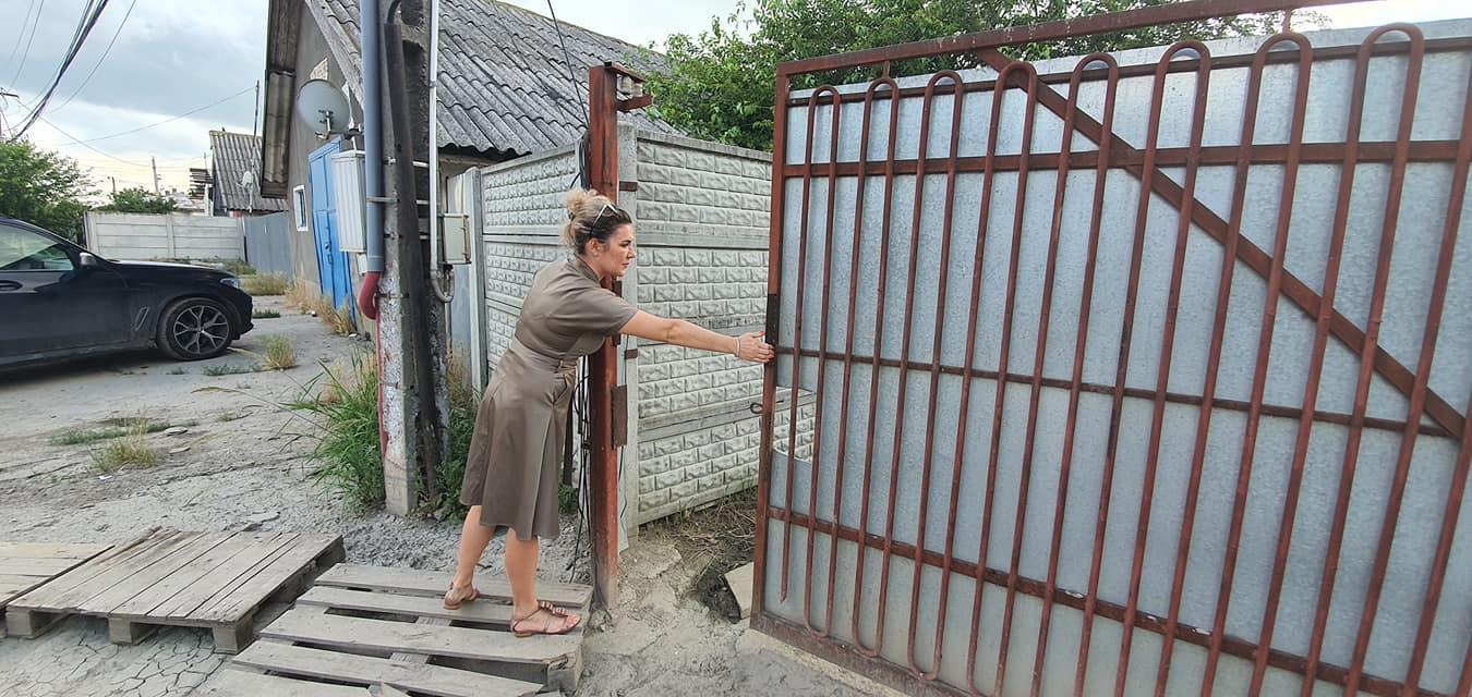 Gianina Șerban(AUR): Am vizititat locația unde sunt depozitate ilegal deșeuri periculoase