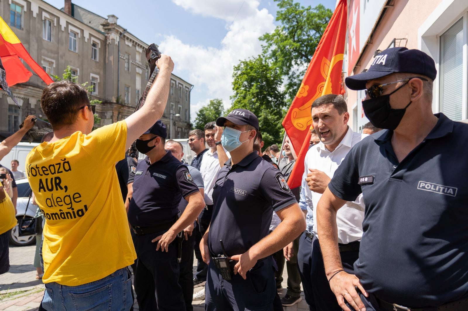 AUR în parlamentul de la Chișinău. ALEGERI VITALE PENTRU ROMÂNIA – CRITICII.RO