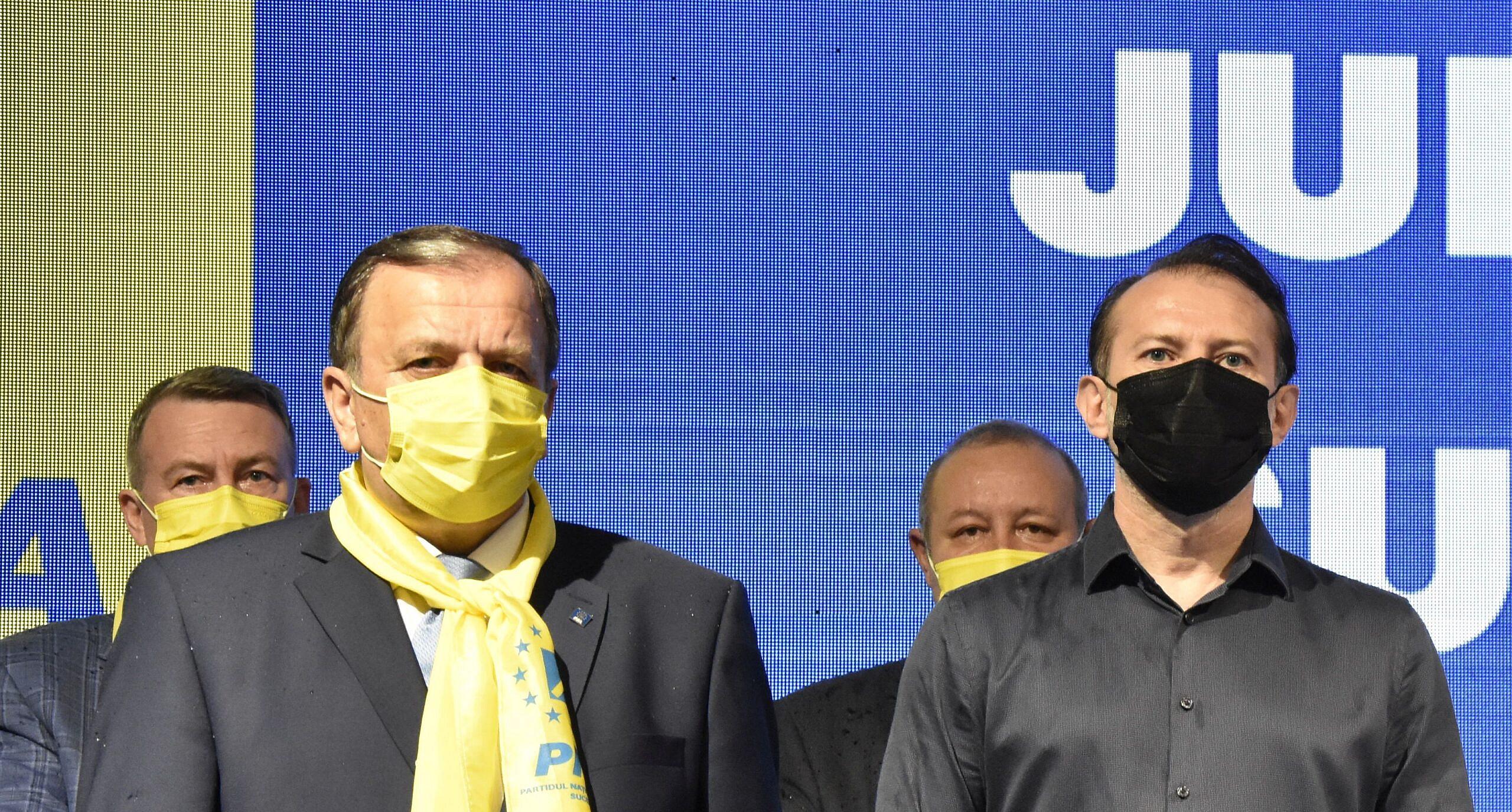 Baronul Gheorghe Flutur: PNL a terminat cu pomenile electorale