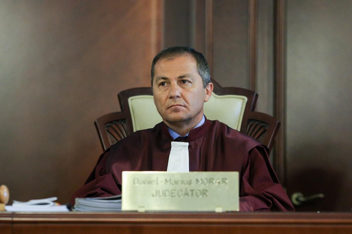 Daniel Morar: Parlamentul poate să taie toate pensiile speciale, mai puțin pe cele ale magistraților