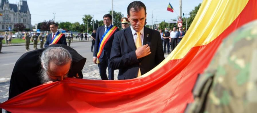 Ludovic Orban: România va crește doar guvernată de patrioți. Mă lupt pentru a menține PNL așa cum a fost din 1875, partid al neamului românesc