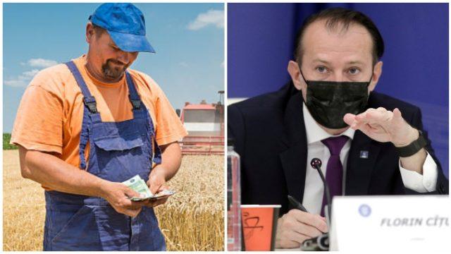 Anunțul premierului Cîțu despre funcționarea piețelor și introducerea unor noi taxe în agricultură!