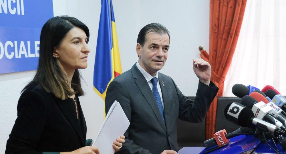 Ciprian Ciucu acuză echipa Orban de fraudă