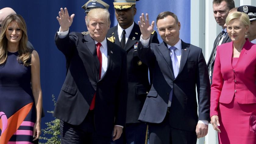 """Germania, cu acceptul SUA, duce un război hibrid împotriva regimului de la Varșovia, pentru că este capul balaurului """"eurosceptic"""""""