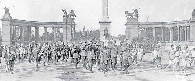Calendarul zilei: 4 august 1919, cucerirea Budapestei de către Armata Română