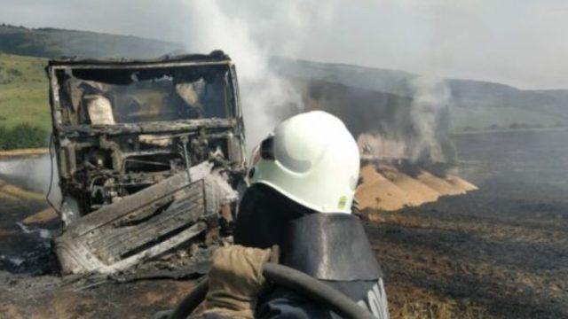 Val de incendii în ferme sau pe câmp! Pompierii – în alertă în mai multe județe!