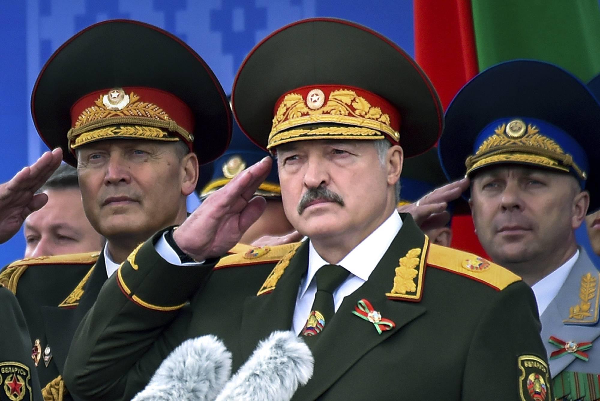 Uniunea Europeană, pregătită să aplice noi sancțiuni împotriva lui Lukașenko