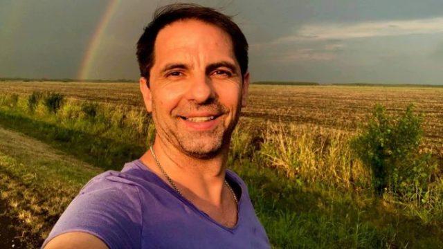 Dan Negru a moștenit zeci de hectare de teren agricol și s-a făcut fermier în toată regula!