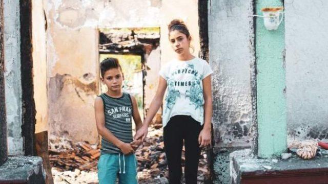 """Fermierul Valentin Popa, apel după ce tatăl a doi copii a ars de viu: """"Ajutați-ne să reconstruim casa micuților!"""""""