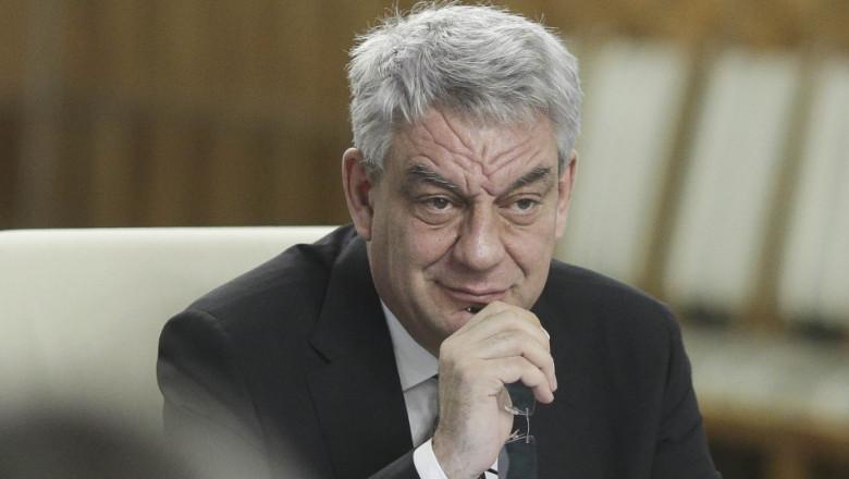 """Mihai Tudose (PSD) spune că deși Florin Cîțu se laudă cu o creștere economică, """"ne dă cu minus"""" dacă scădem rata inflației"""