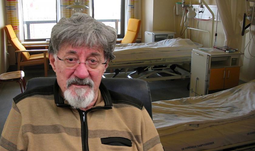 Ion Caramitru, în spital. Marele actor ar avea o infecție în sânge