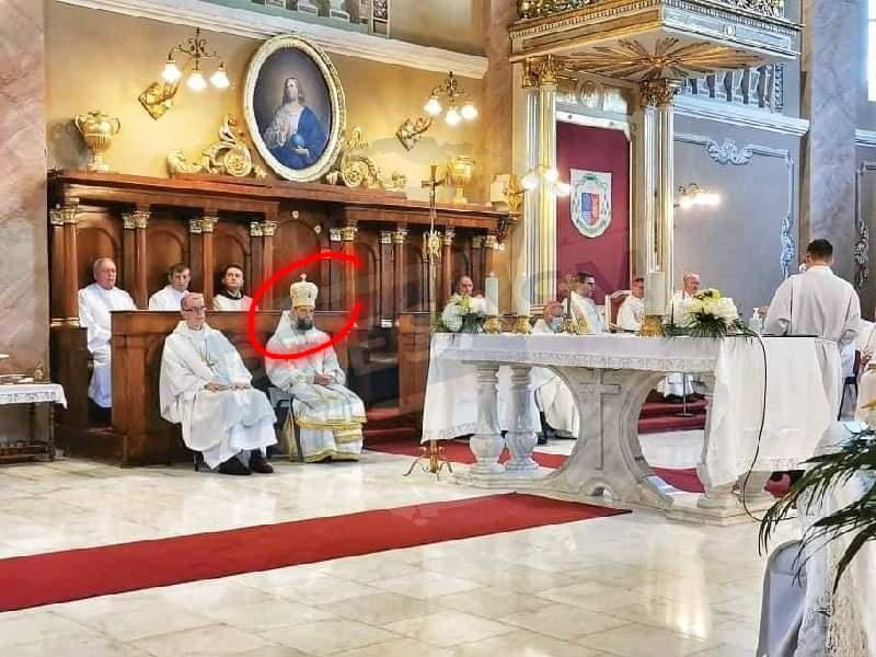 Iulian Câcău, AUR Satu Mare: Jos labele de pe Biserica Ortodoxă