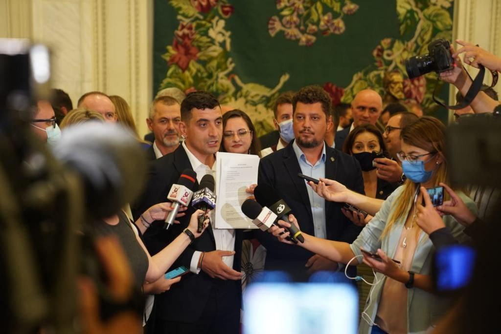 SURSE: Și PSD semnează alături de USR-PLUS moțiunea de cenzură a AUR