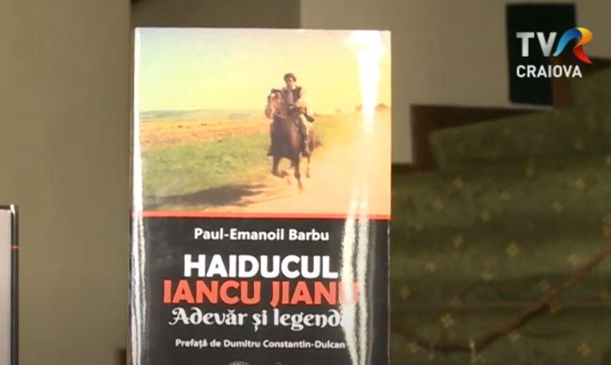 S-a lansat a treia ediției a monografiei: Haiducul Iancu Jianu. Adevăr şi legendă. Iancu Jianu avea stofa de erou antic, chemat de dreptate, si nu de orgoliu sau de interese meschine
