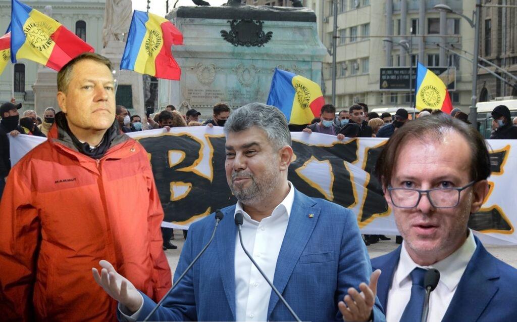 Alexandru Săraru: Lovitură de stat organizată de PSD și PNL
