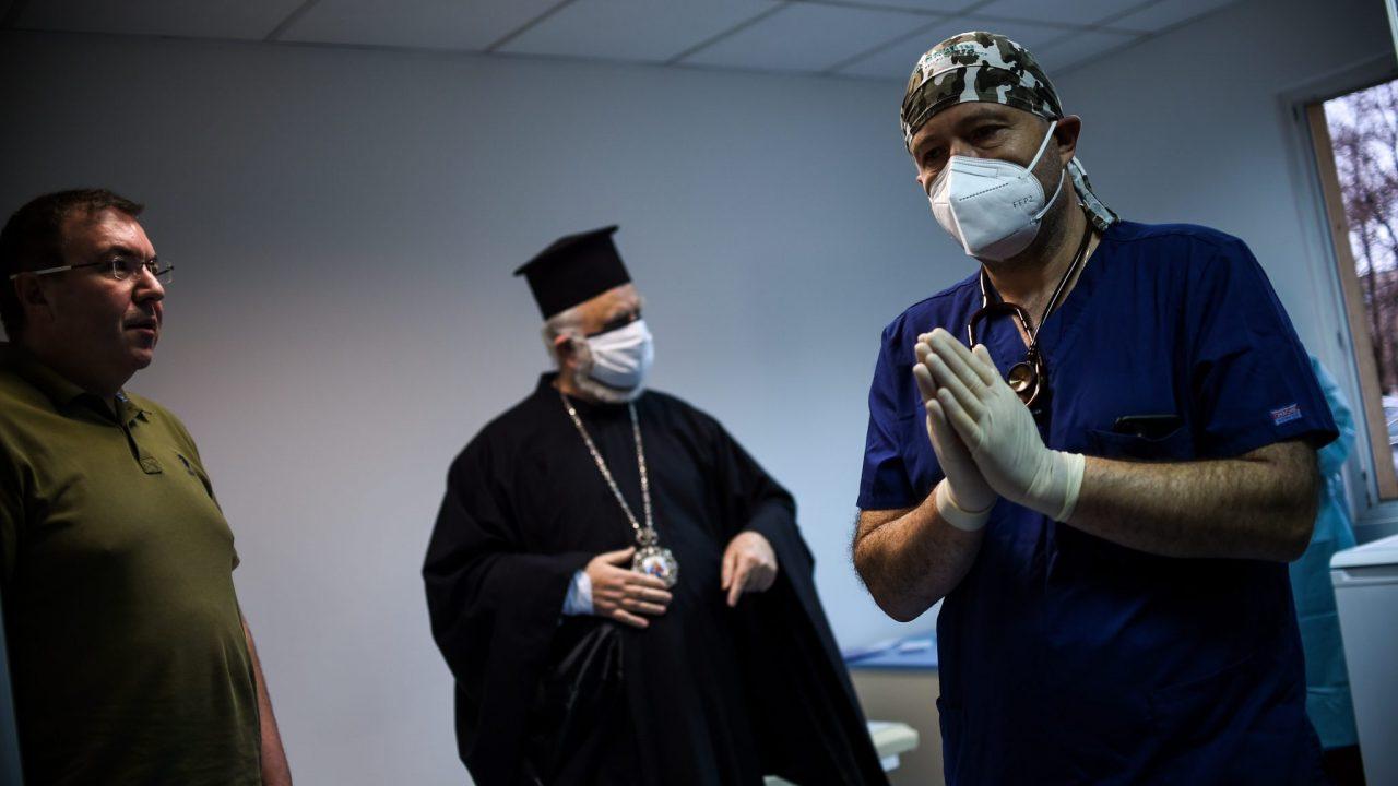 În Grecia s-ar putea să se introducă vaccinarea obligatorie pentru preoți și profesori, după ce este deja obligatorie pentru personalul sanitar
