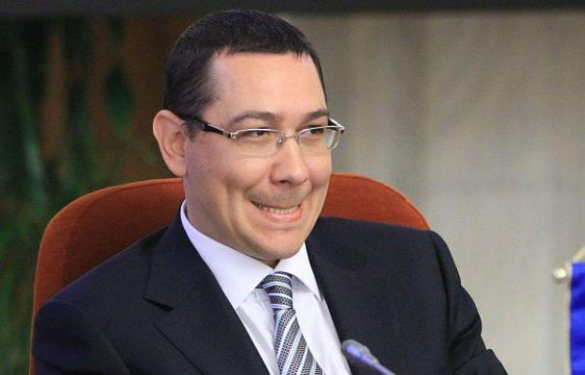 Ponta mulge milioane de euro pe spatele românilor prin caracatița Pro România