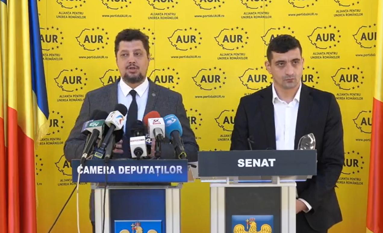 AUR înființează comisii de specialitate, în care îi invită pe români să se înscrie – 60m.ro