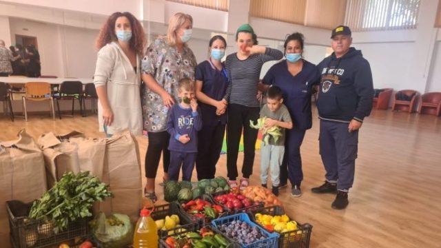 Ștefan Muscă – agricultorul cu suflet mare care vine în sprijinul copiilor care au nevoie de ajutor!