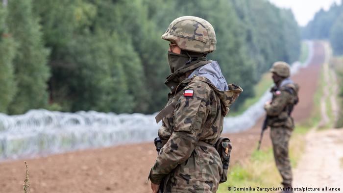 Armata din Belarus a deschis focul asupra trupelor poloneze de la granița dintre cele două țări – 60m.ro – 4media.INFO